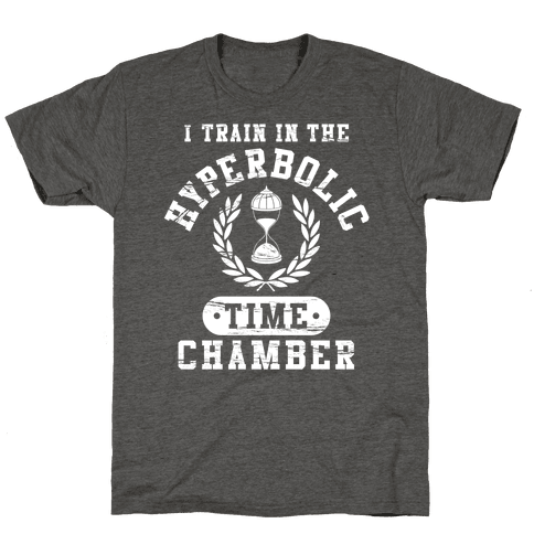 Hyperbolic Time Chamber (Distressed)
