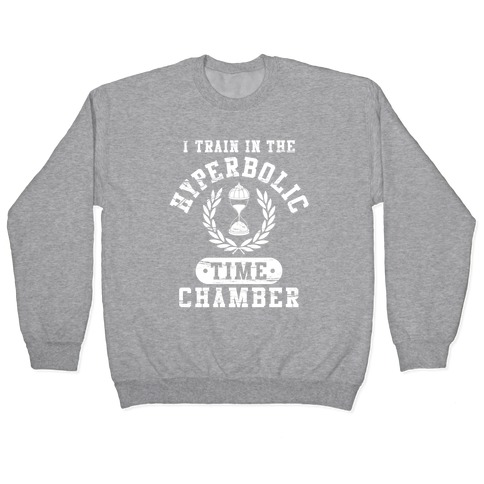 Hyperbolic Time Chamber (Distressed) Pullover