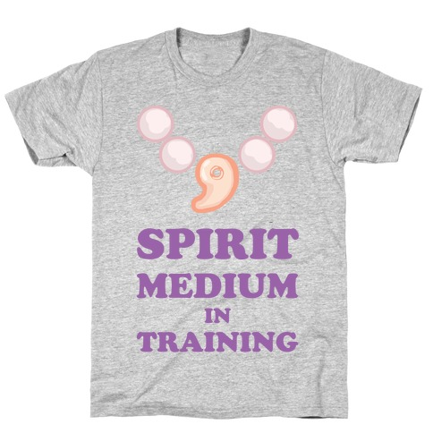 Spirit Medium In Training T-Shirt