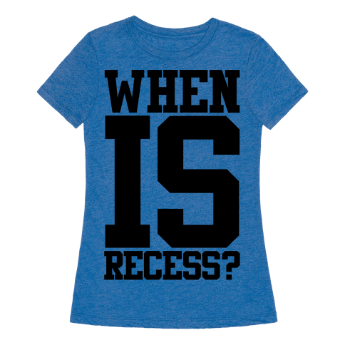 Recess clothing store