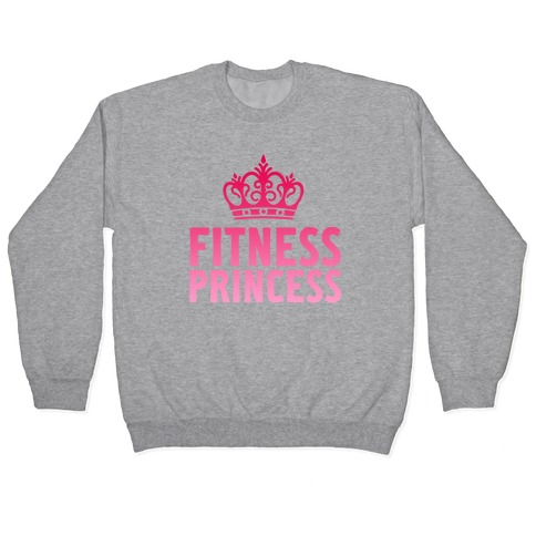 Fitness Princess Pullover