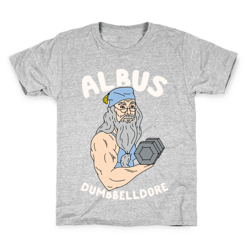 Albus Dumbbelldore Kids T-Shirt