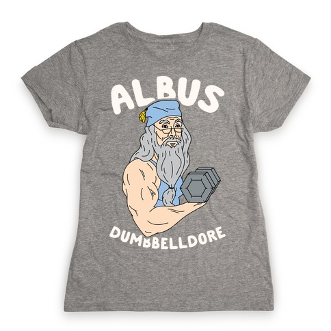 Albus Dumbbelldore Womens T-Shirt