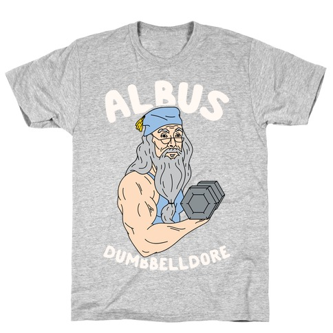 Albus Dumbbelldore Mens T-Shirt