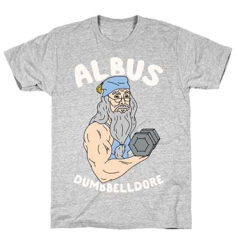 Albus Dumbbelldore Mens/Unisex T-Shirt