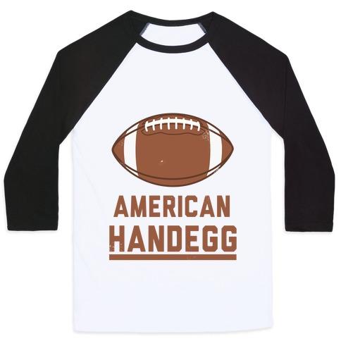 American Handegg Baseball Tee