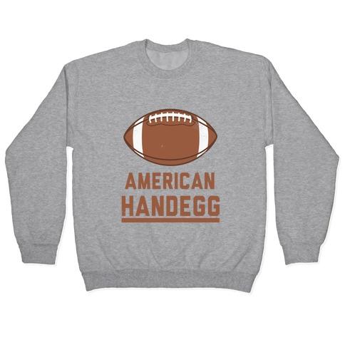 American Handegg Pullover
