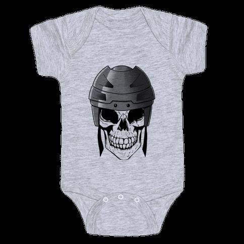 Hockey or Die Baby Onesy
