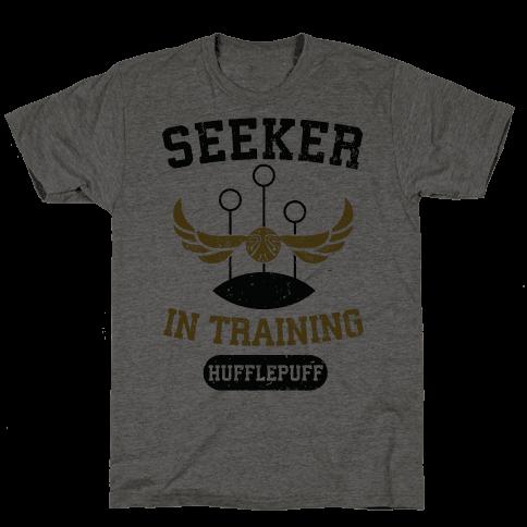 Seeker In Training (Hufflepuff)