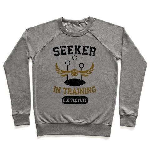 Seeker In Training (Hufflepuff) Pullover