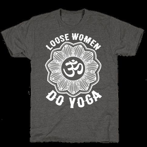 Loose Women Do Yoga