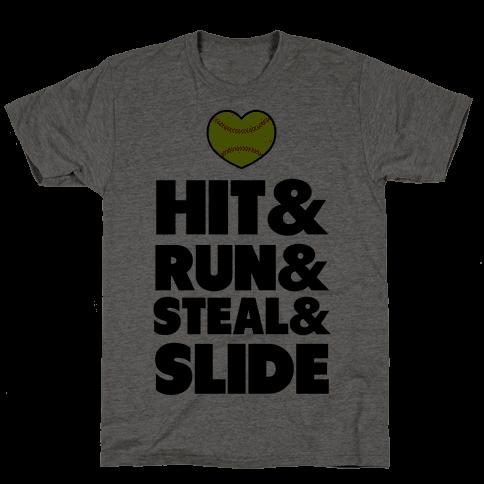 Hit & Run & Steal & Slide