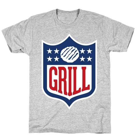 Grill League T-Shirt