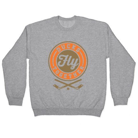 Ducks Fly Together Pullover