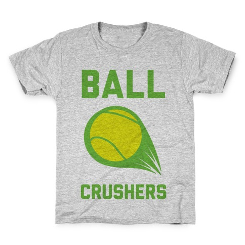 Ball Crushers Kids T-Shirt