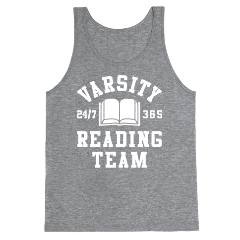 Varsity Reading Team Tank Top