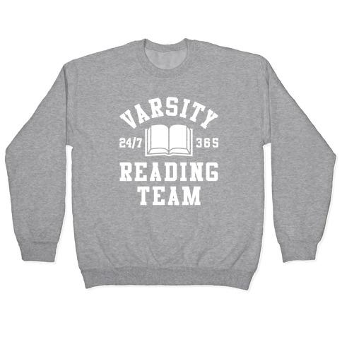 Varsity Reading Team Pullover