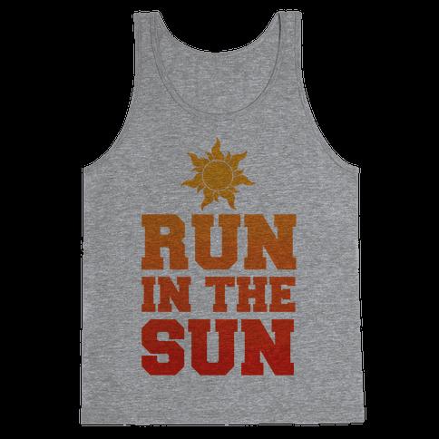 Run In The Sun Tank Top