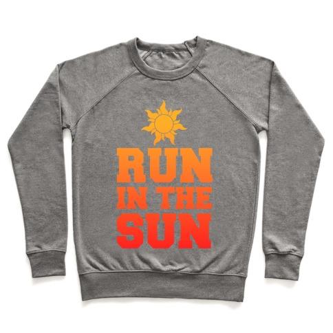Run In The Sun Pullover