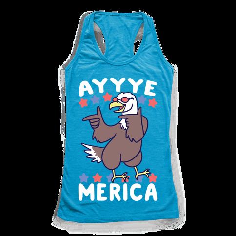 Ayyyyyye-Merica