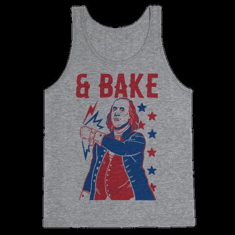 Shake & Bake: Benjamin Franklin Tank Top