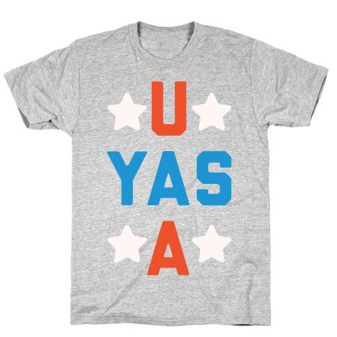 U Yas A T-Shirt