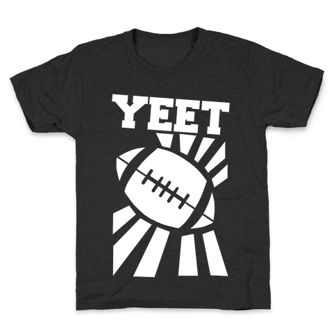 Yeet - Football Kids T-Shirt