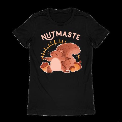 Nutmaste Womens T-Shirt