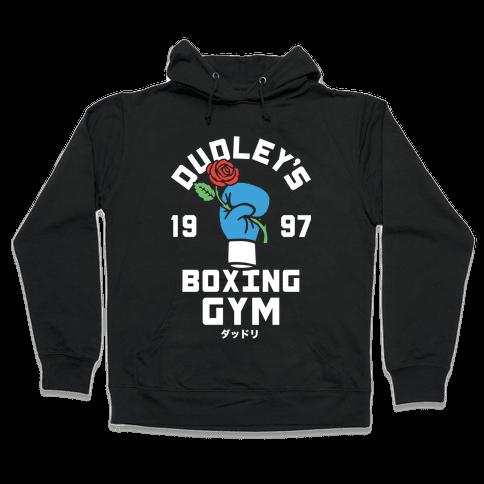 Dudley's Boxing Gym Hooded Sweatshirt