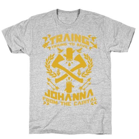 Training to Save Johanna T-Shirt