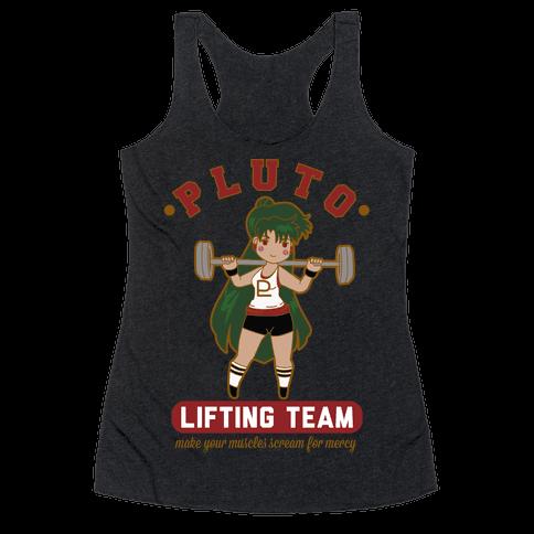 Pluto Lifting Team
