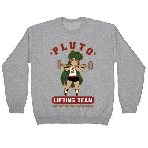 Pluto Lifting Team Pullover