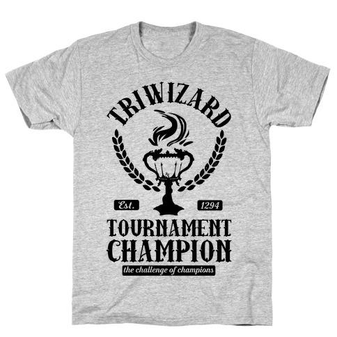 Triwizard Tournament Champion T-Shirt