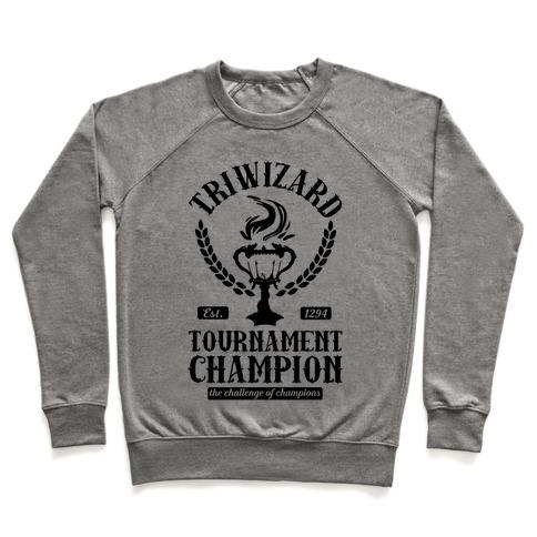 Triwizard Tournament Champion Pullover
