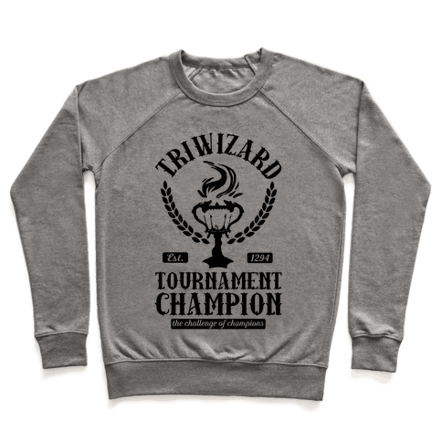 Triwizard Tournament Champion Pullover