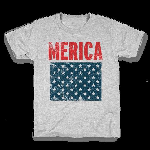 Merica Kids T-Shirt