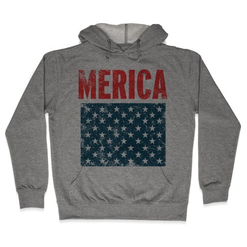Merica Hooded Sweatshirt