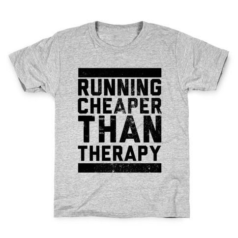 Running Kids T-Shirt