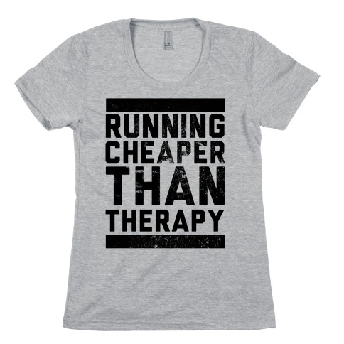 Running Womens T-Shirt
