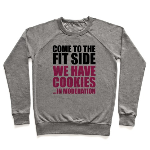 Come to the Fit Side Pullover
