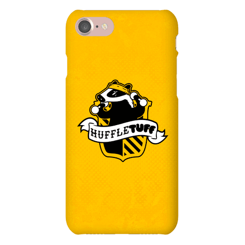HuffleTuff Phone Case