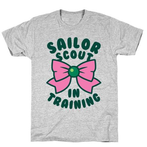 Sailor Scout In Training (Jupiter) T-Shirt
