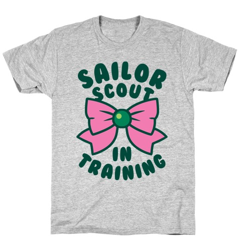 Sailor Scout In Training (Jupiter) Mens T-Shirt