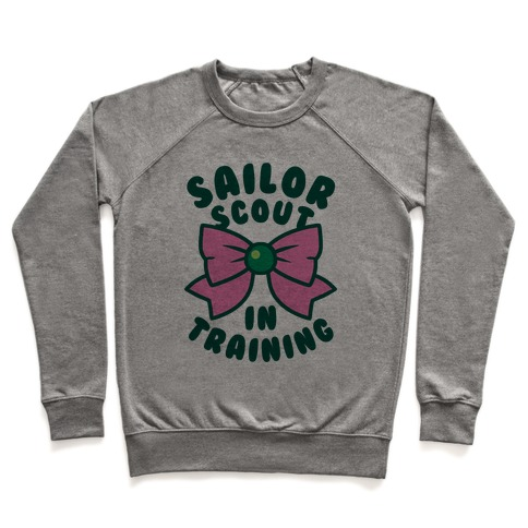 Sailor Scout In Training (Jupiter) Pullover