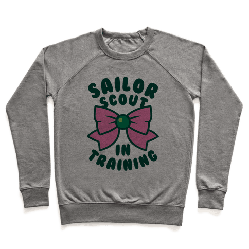 Sailor Scout In Training (Jupiter) Pullover