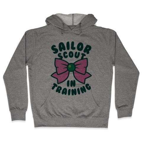 Sailor Scout In Training (Jupiter) Hooded Sweatshirt