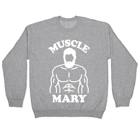 Muscle Mary Pullover
