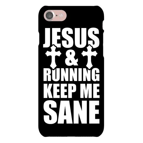 Jesus and Running Keep Me Sane