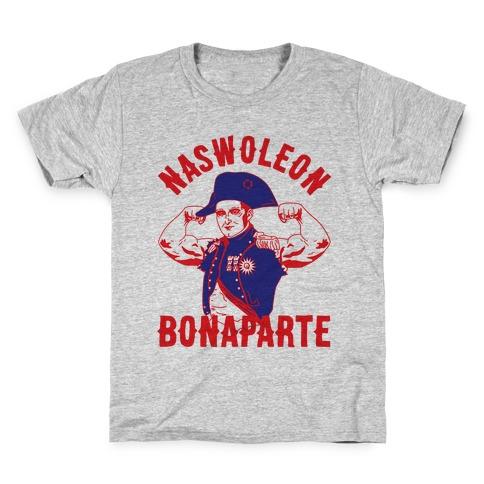 Naswoleon Bonaparte Kids T-Shirt