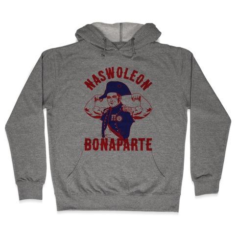 Naswoleon Bonaparte Hooded Sweatshirt